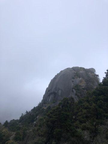 屋久島 坊主岩